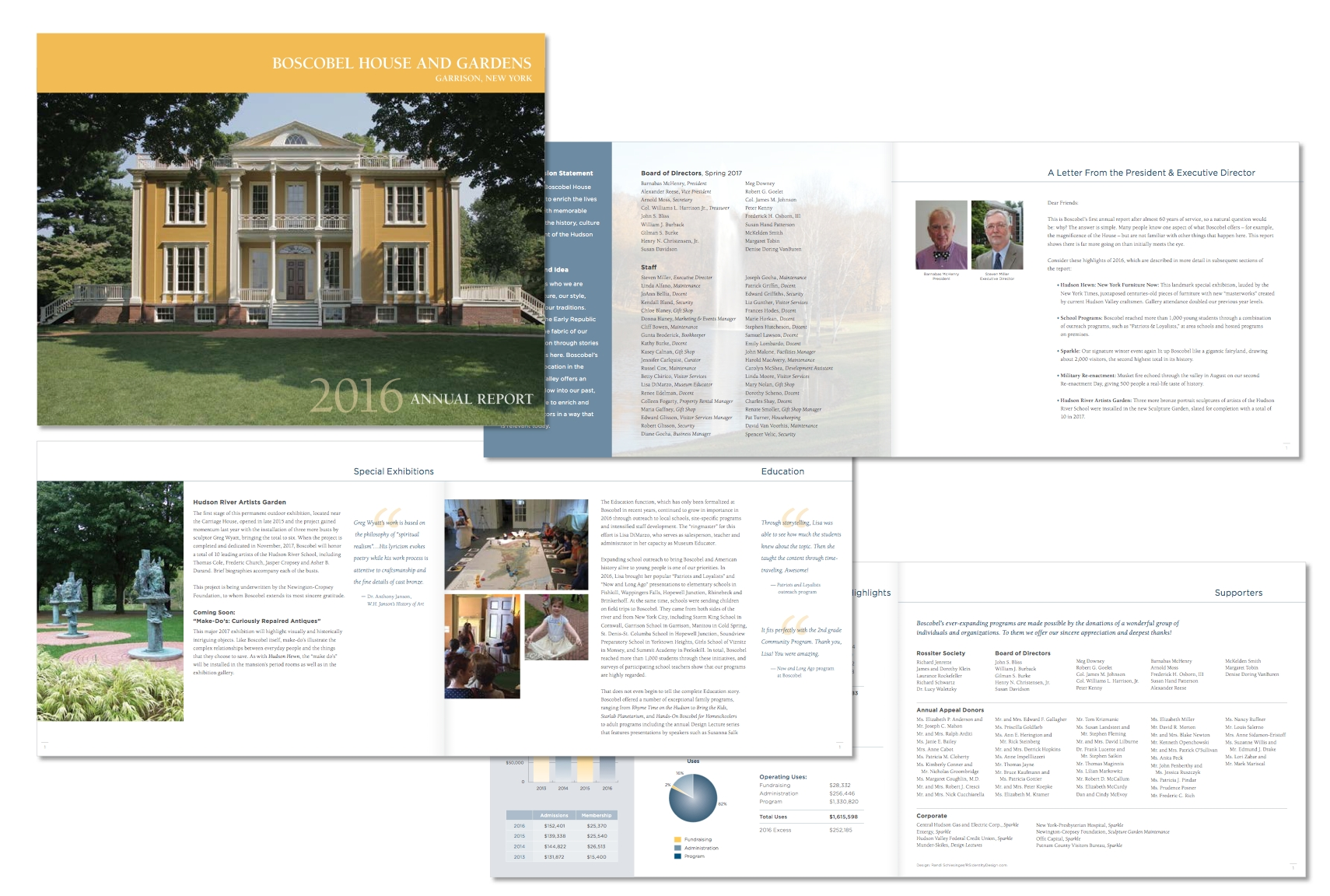 Boscobel Annual Report